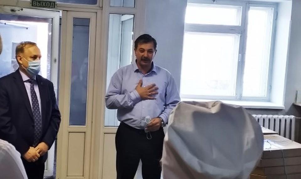 Депутат сразу попал в реанимацию с несколькими переломами. Фото: ideputat.er.ru