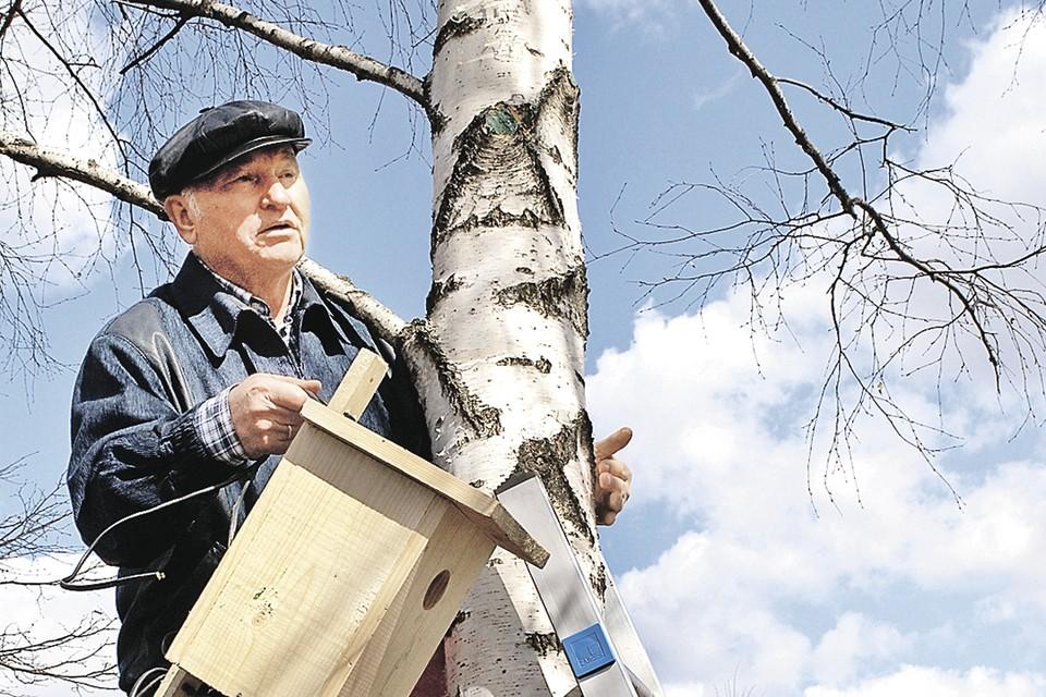 Юрий Лужков руководил Москвой больше 18 лет. Он был мэром столицы при трех президентах. Фото: Юрий МАШКОВ/ТАСС