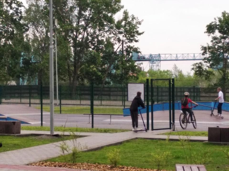 В регионе все более популярными становятся занятия спортом