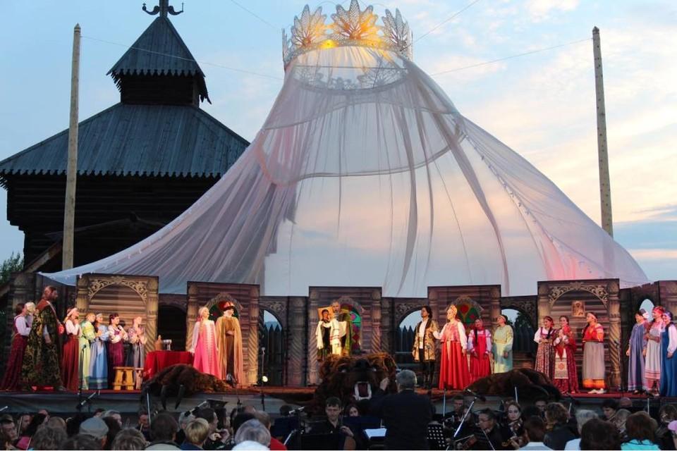 Фестиваль русской оперы под открытым небом пройдет в Иркутской области. Фото: правительство Иркутской области