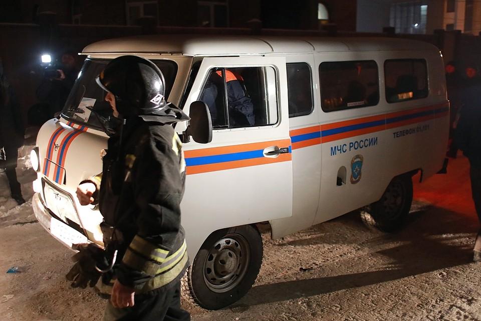 В Хакасии угарным газом отравились четыре человека