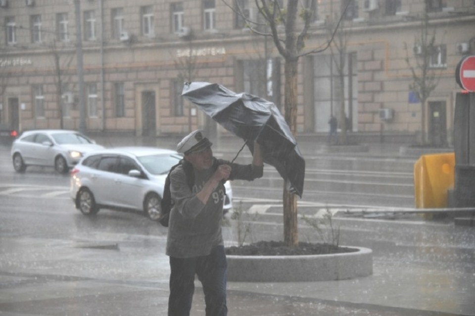 При этом возможен не только дождь, но и мокрый снег.