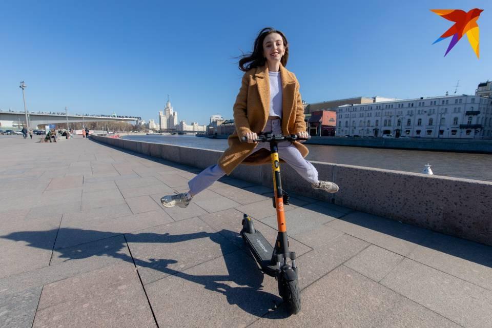 В Мурманске появится прокат электросамокатов.