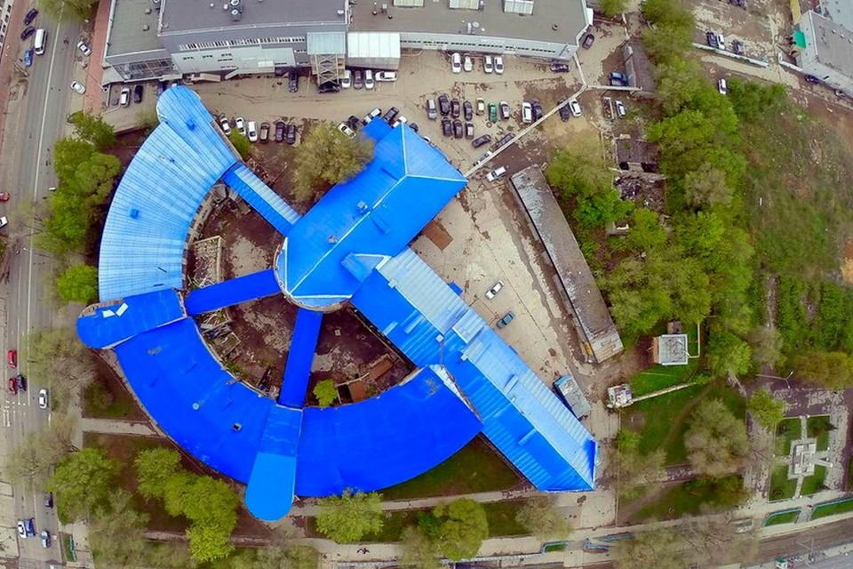 Филиал Третьяковки откроется в историческом здании Фабрики-Кухник. Фото: скриншот с видео