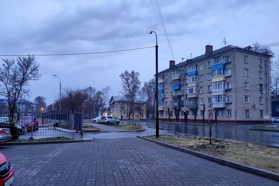 Погода 28 апреля: в Хабаровске пройдет кратковременный дождь