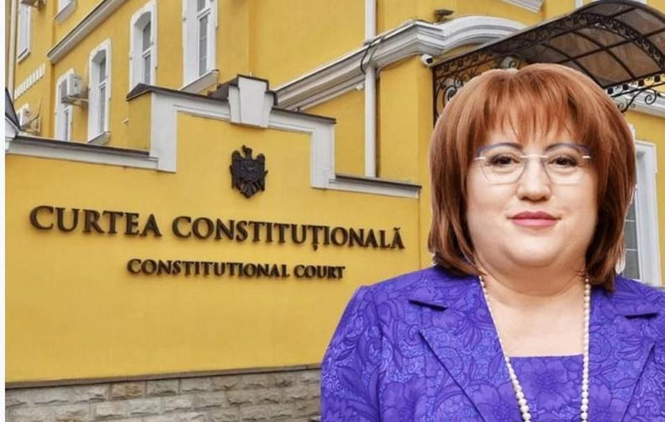 Бывший судья КС считает, что Маноле не имела права участвовать в заседании, на котором рассматривалась ее отставка.
