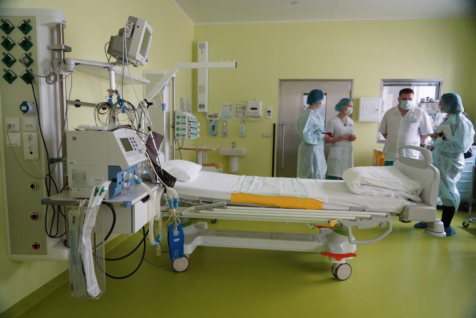 За неделю умерло 32 пациента