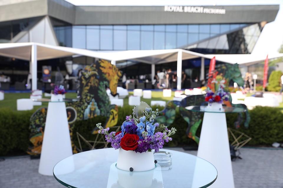 Торжественный прием Организационного комитета Петербургского международного экономического форума состоится 2 июня на площадке комплекса Роял Бич.