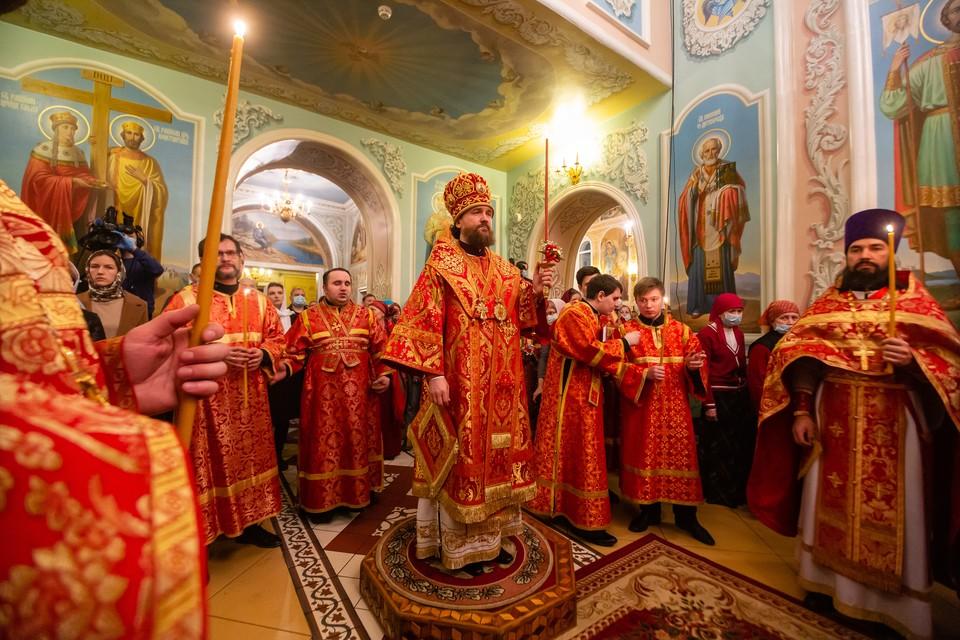 Пасхальные богослужения пройдут в 66 храмах Нижнего Новгорода.