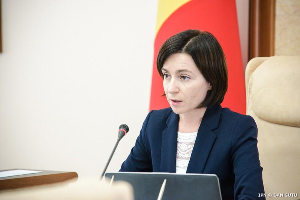 Майя Санду использует молдавские спецслужбы в политической борьбе. Фото:соцсети