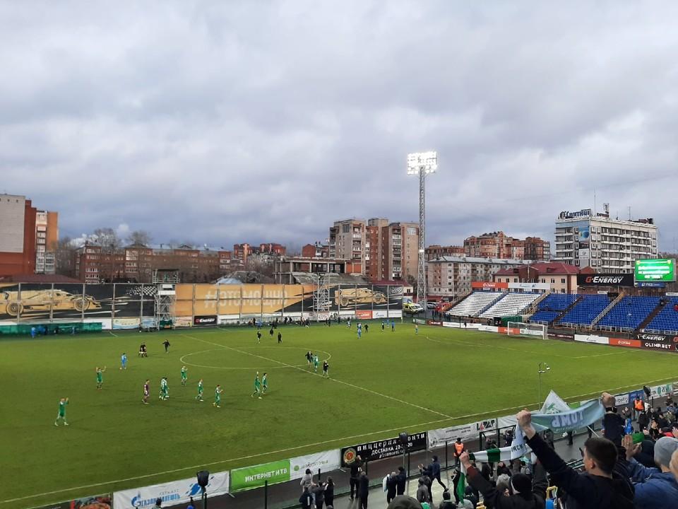 Следующий матч «Томь» проведет уже 2 мая в гостях у «Оренбурга».