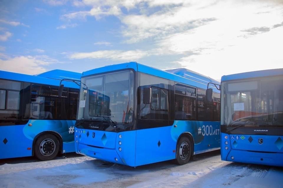 В Кемерове на майские выходные изменится расписание общественного транспорта. Фото: АПК.