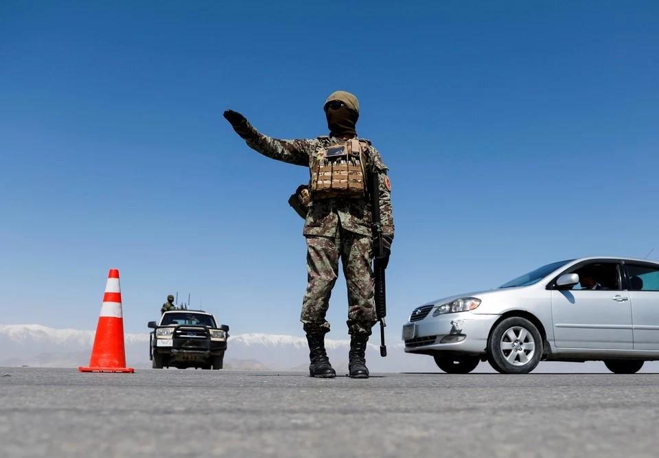 В сентябре намечен вывод американкой группировки войск из Афганистана