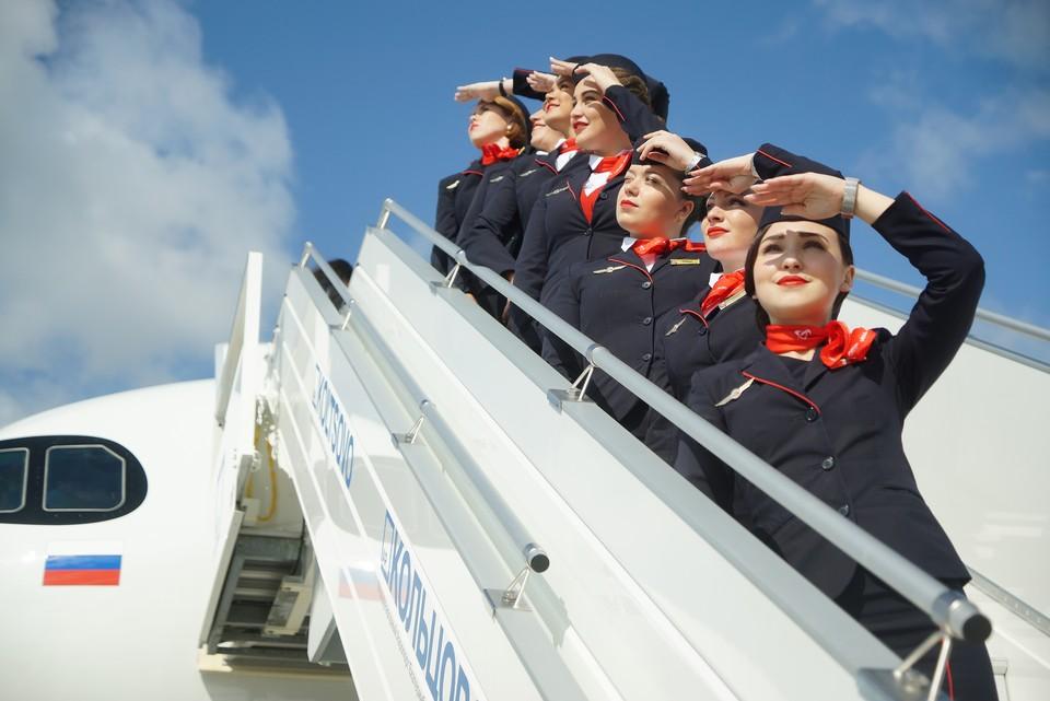 Из уфимского аэропорта вылетают рейсы по всей России