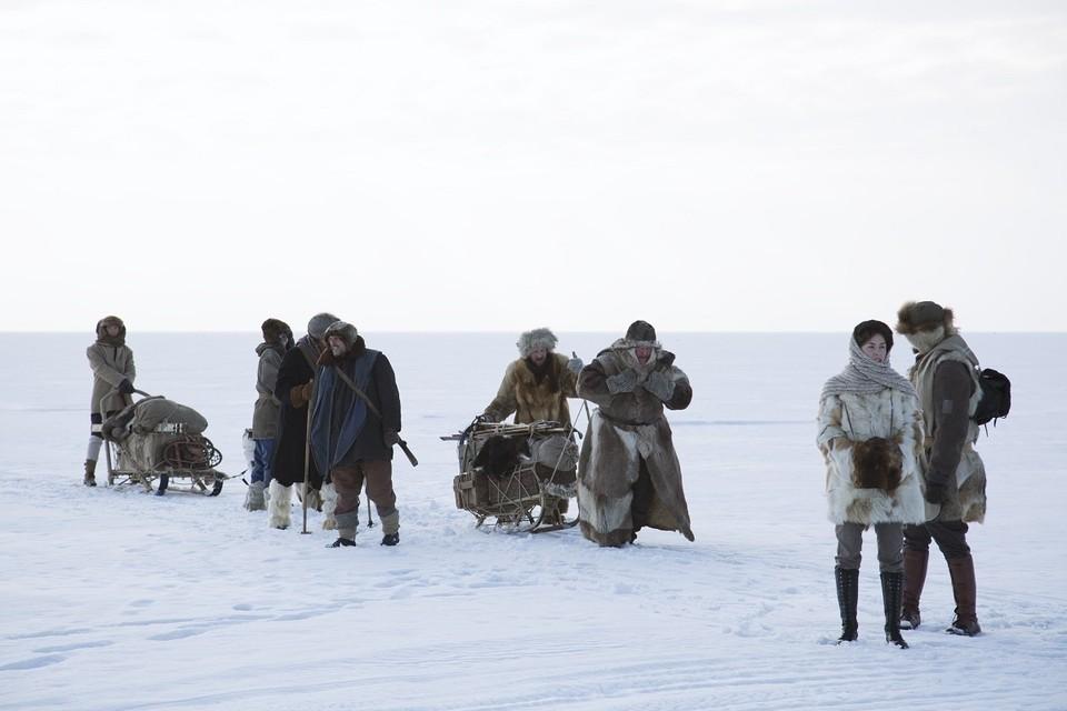Кадр из фильма «Архипелаг».