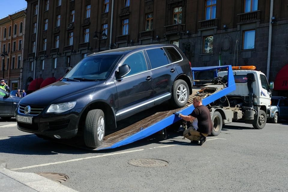 Штрафы начинаются от 5000 рублей