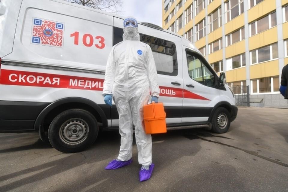 На лечении находятся 854 человека, на искусственной вентиляции легких – 81