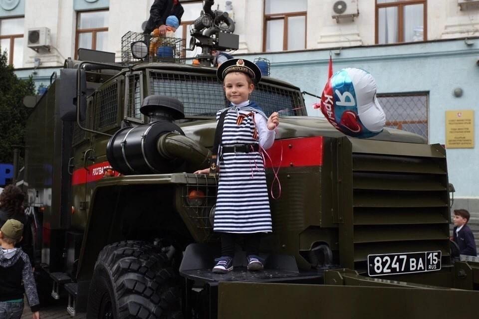 В Симферополе запланирована выставка военной техники