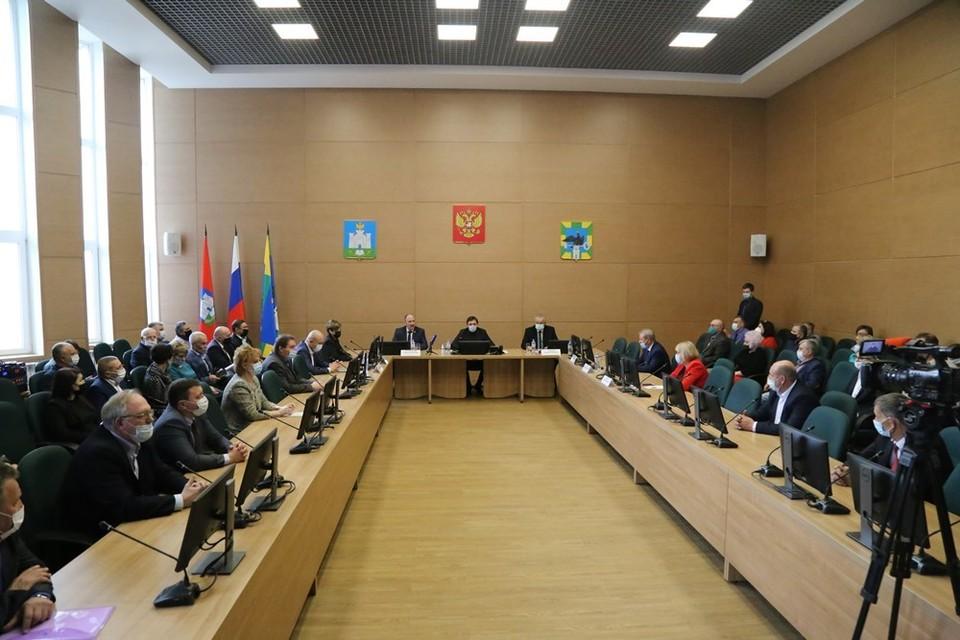 Николай Головко стал временно исполняющим обязанности главы Орловского района. Фото: пресс-служба губернатора области