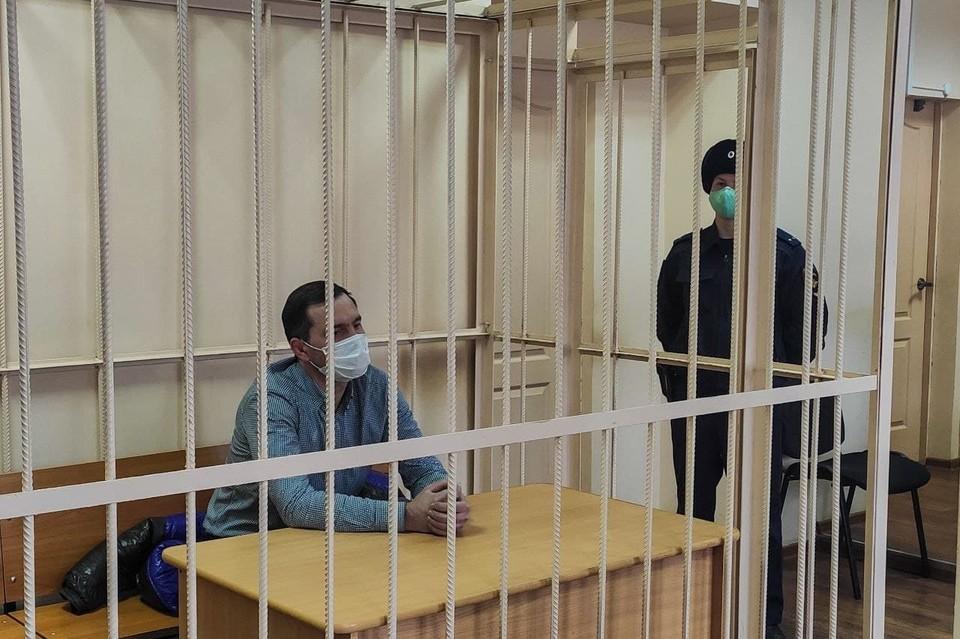 Андрей Осипов остается под домашним арестом