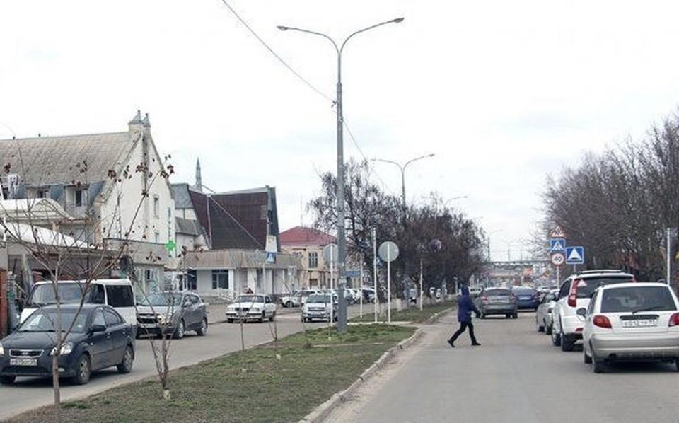станица Ладожская
