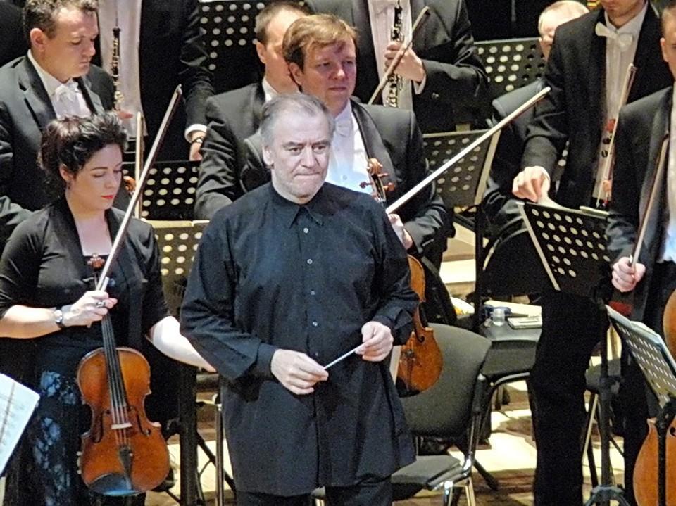 Валерий Гергиев.