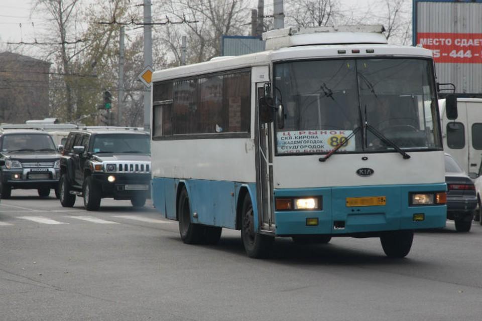 Перекрытие дорог 3, 5 и 7 мая 2021 в Иркутске: как изменится схема движения автобусов