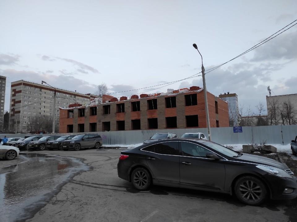 Около школы №87 на улице Холмогорова в Ижевске построят детское дошкольное учреждение