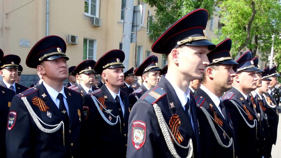 С 1 по 10 мая полицейские будут работать в усиленном режиме