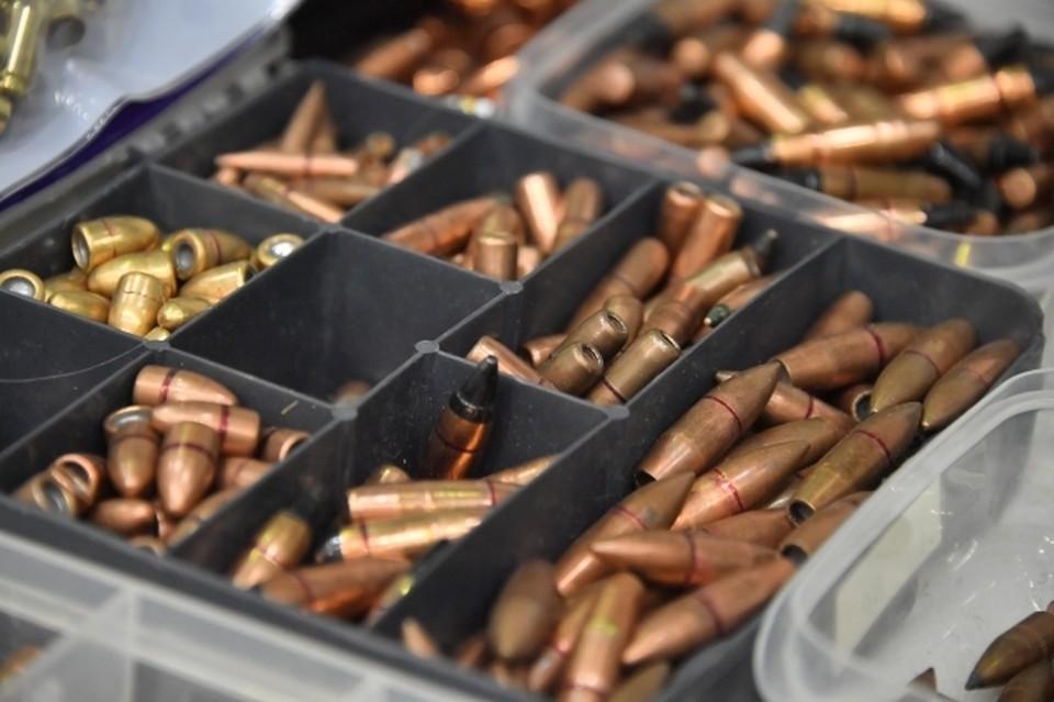 За незаконное хранение огнестрельного оружия и боеприпасов к нему осужден житель Воркуты