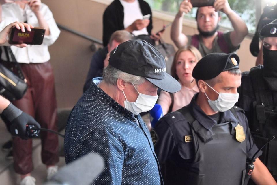 Суд приговорил лжесвидетеля по делу Ефремова к году исправительных работ.