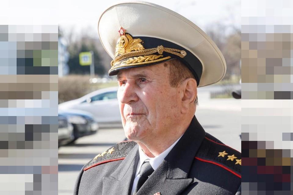 Скончался Олег Карпович Аниканов - генерал-полковник в отставке, бывший заместитель главнокомандующего ВМФ СССР.