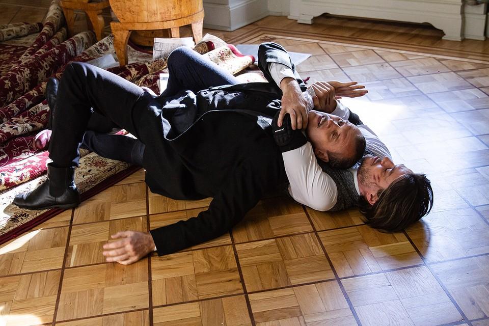 Кадр из сериала «Шерлок в России». Фото: ООО ПК Среда 2020