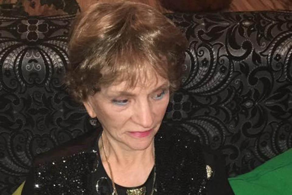 Вдова Николая Крючкова Лидия Николаевна.