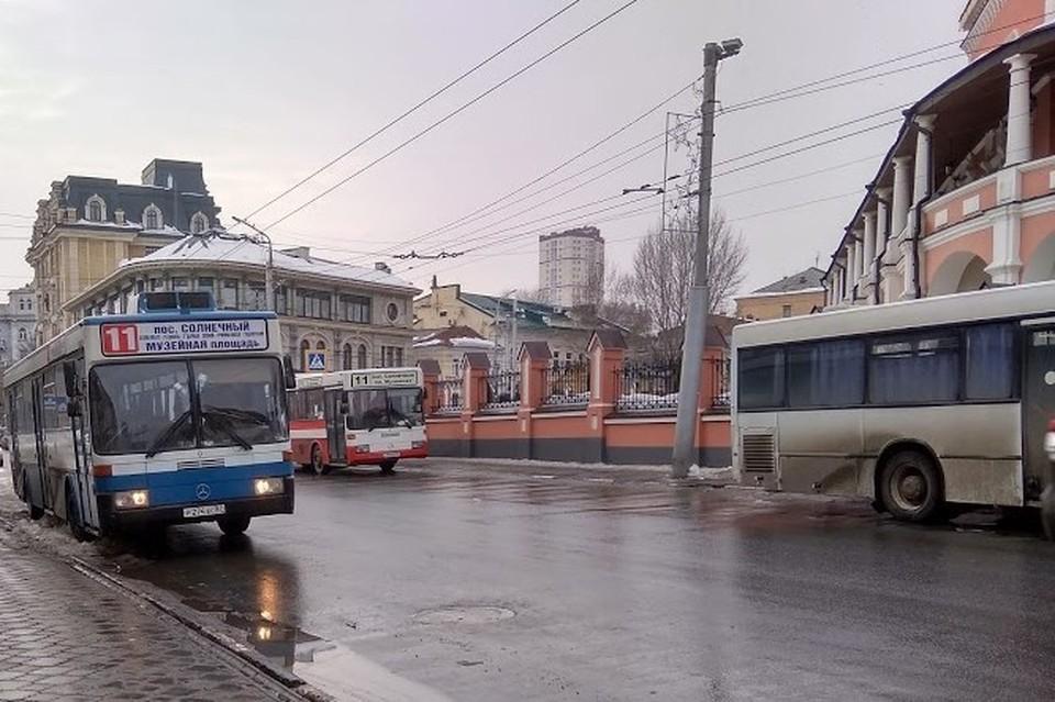 Автобусы будут ходить по новым маршрутам