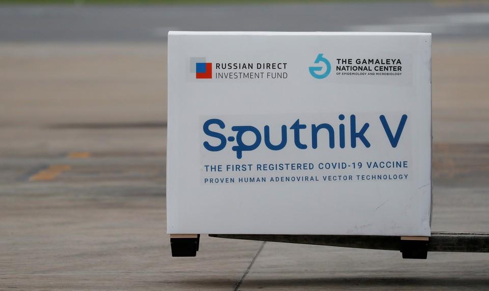 Первую партию российской вакцины «Спутник V» доставили в Индию