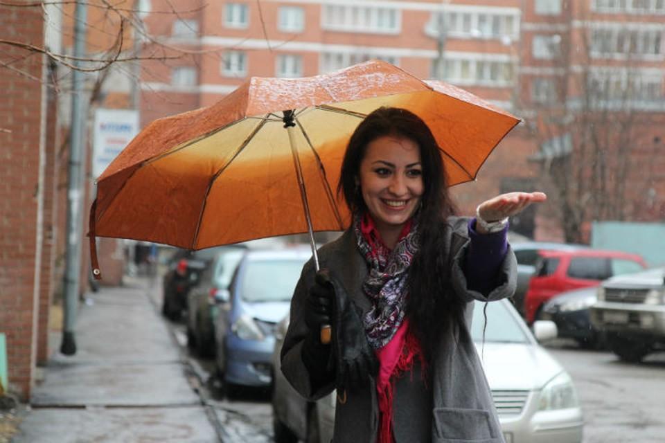 Погода на 2 мая в Иркутске: ожидается дождь и мокрый снег