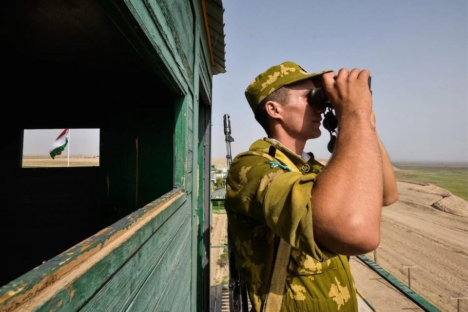 Киргизия и Таджикистан отвели войска от границы. Фото: Нозим Каландаров/ТАСС