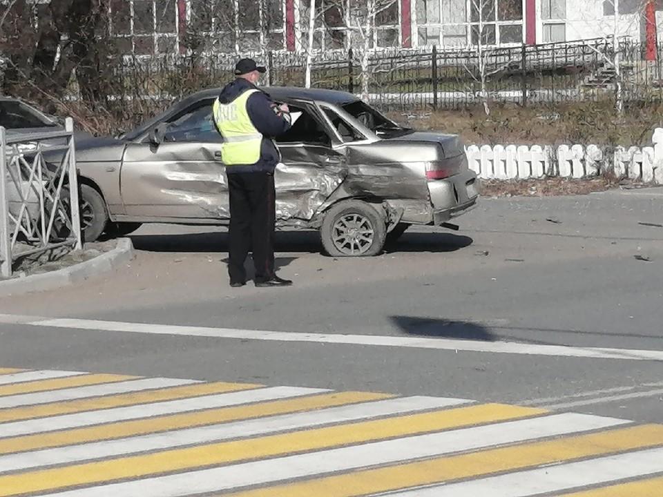 Авария произошла рано утром в день Пасхи.