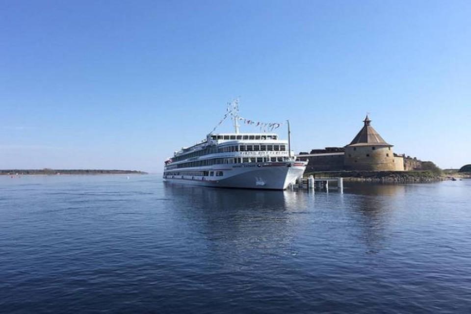 В Крепости Орешек начался новый туристический сезон / Фото: Администрация Ленобласти