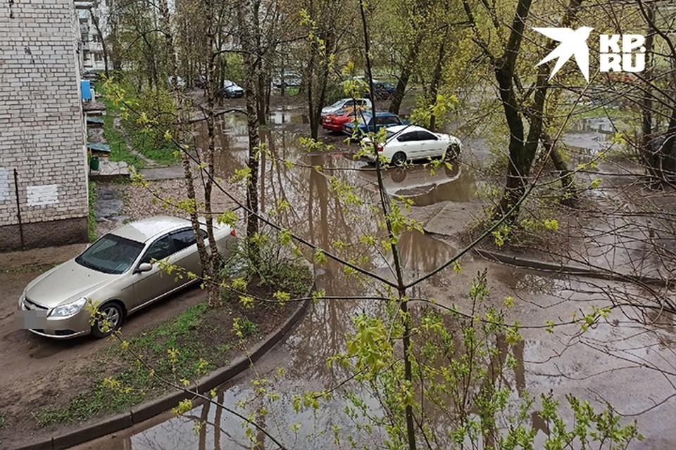 В Тверской области 4 мая ожидают дождь и ветер до 15 м/с.