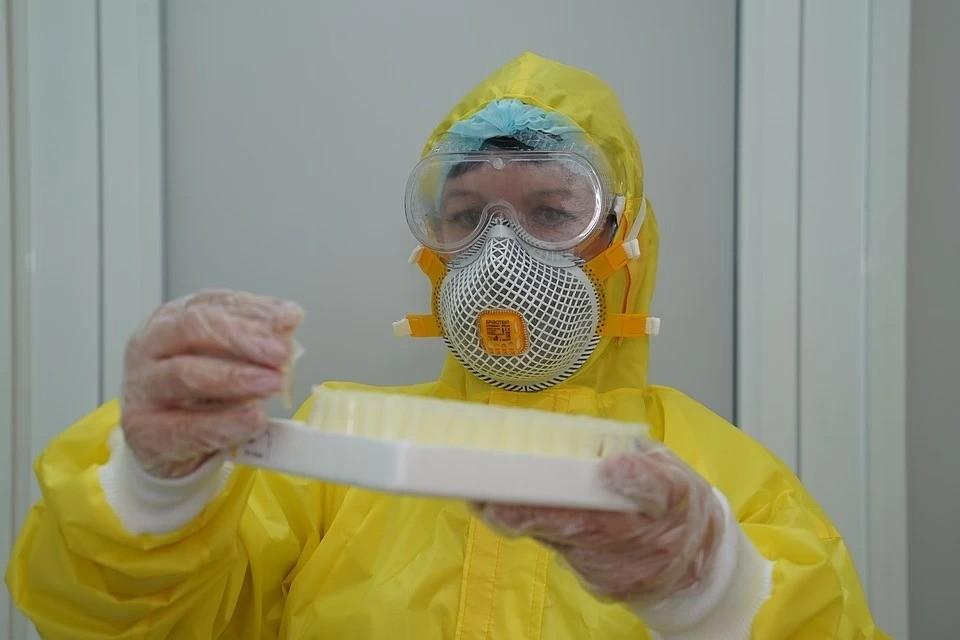 Прямо сейчас коронавирусом в Башкирии болеют 2070 человек