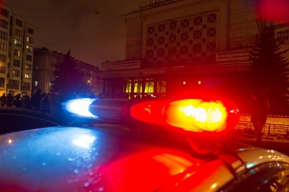 В обстоятельствах аварии разбирается полиция.