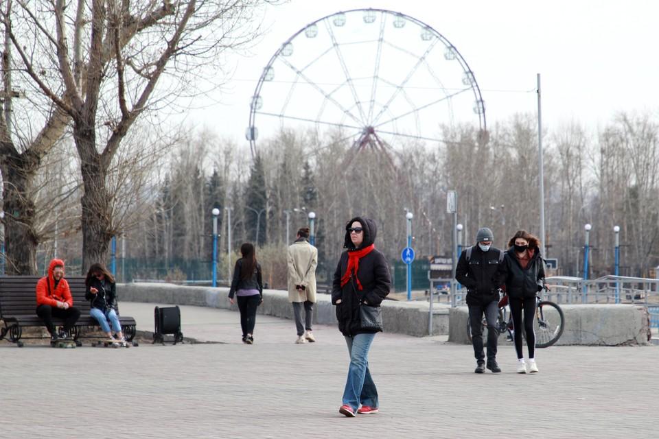 МЧС: 5 мая в Иркутской области ожидается сильный ветер до 23 м/с