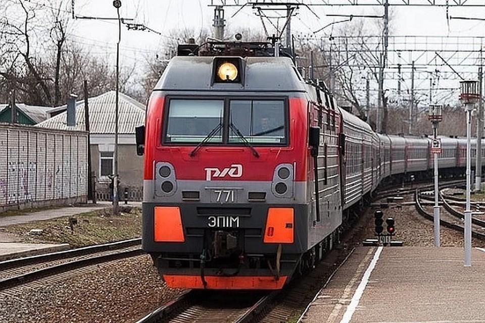 Первый пригородный поезд отбывает из Казани в 17.07.