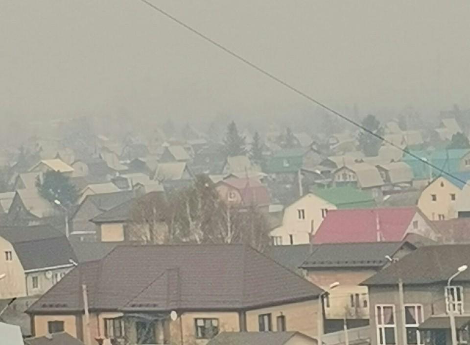 Так сейчас выглядит Амурский поселок. Фото: «Инцидент Омск»