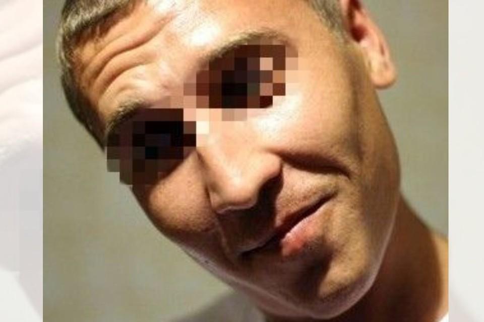 Погибший Сергей. Фото с лчиной страницы мужчины ВКонтакте