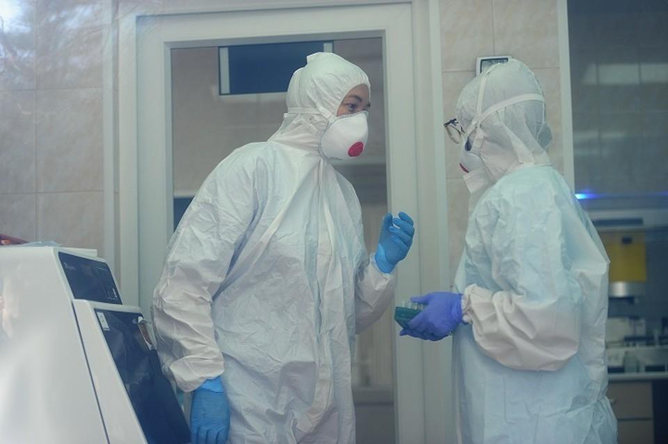 В регионе подтвердилось 102 новых случая коронавируса