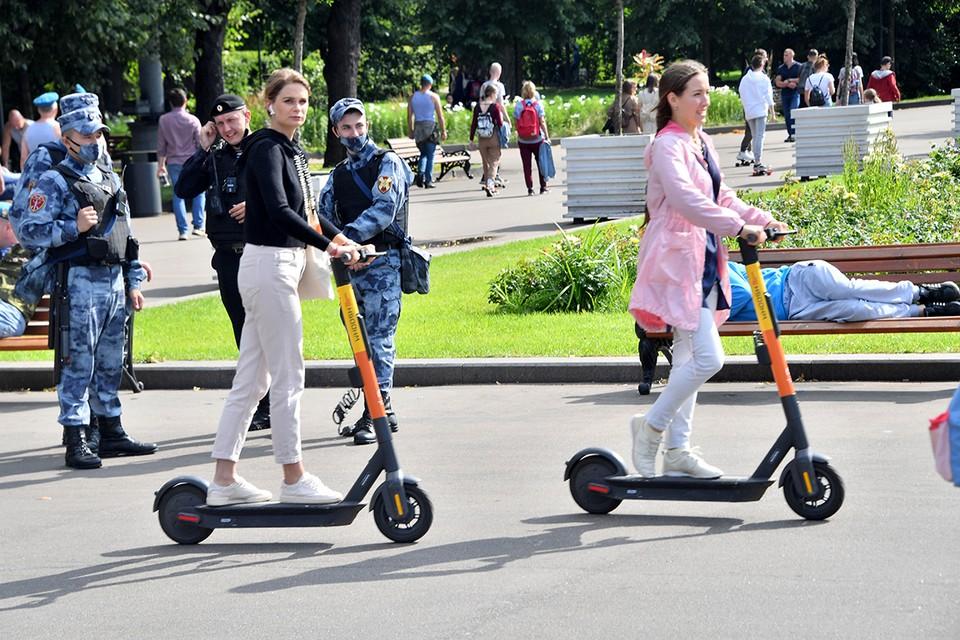 Ясные деньки вот-вот настанут. «Комсомолка» выяснила, какие развлечения ждут нас на открытом воздухе.