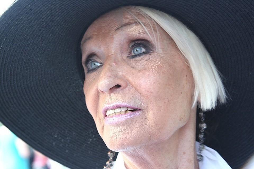 Актриса Светлана Светличная.
